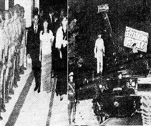 Όταν ο Τζέιμς Πάρις έβγαζε τα τανκς στη Θεσσαλονίκη