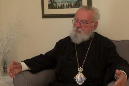 Εκοιμήθη ο Επίσκοπος Ανδίδων κυρός Χριστοφόρος: Η γνωριμία του με τους Αγίους Παΐσιο και Σωφρόνιο του Έσσεξ