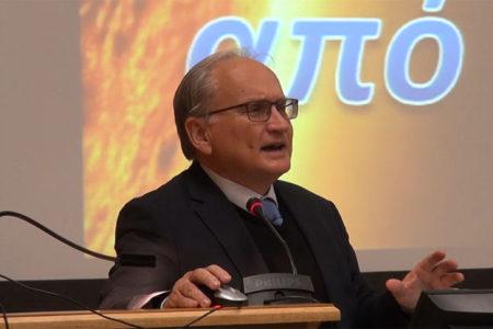 Νανόπουλος: σύγχρονος Πυθαγόρειος, δημιουργός της Αστροσωματιδιακής Φυσικής