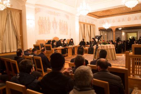 Ομιλία του Μητροπολίτη Εδέσσης στην πανήγυρι των Βατοπαιδινών Κτητόρων