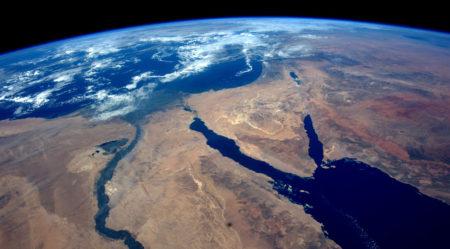 Η Γη από πολύ ψηλά… (Φωτογραφίες από το διεθνή διαστημικό σταθμό)