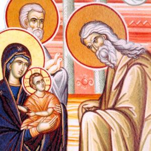 Λόγος στην Υπαπαντή του Κυρίου (Αγίου Γερασίμου Παλλαδά)