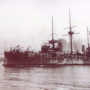 Η συμβολή του Πολεμικού Ναυτικού στον πόλεμο του 1897