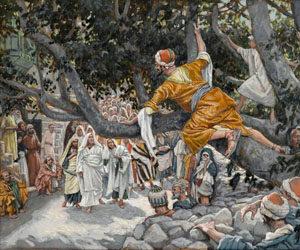 Όταν ο Χριστός συνάντησε έναν διεφθαρμένο