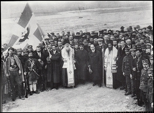 1 Martiou 1914, Argirokastro_Autonomos Dimokratia Voriou Ipirou