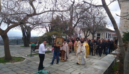 Πανήγυρις του Αγίου Μεγαλομάρτυρος Βλασίου στο Πήλιο