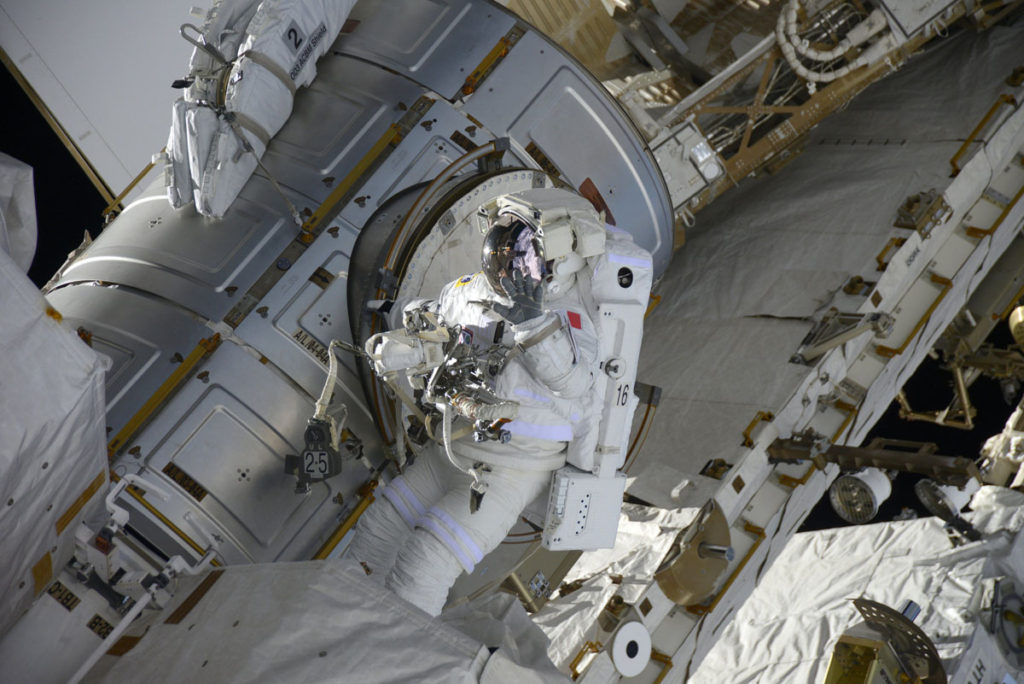 Μια βόλτα στο διάστημα