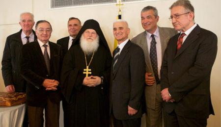 Τον Γέροντα Εφραίμ τίμησε ο Σύλλογος Πολυτέκνων Θεσσαλονίκης «Οι  Άγιοι Πάντες»