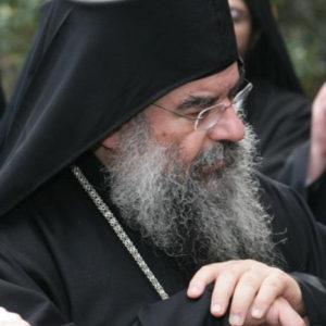 «Χριστώ τω Θεώ παραθώμεθα» εκπομπή με τον Λεμεσού Αθανάσιο (29/4/2020)