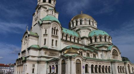 Ο Καθεδρικός Ναός του Αγίου Αλεξάνδρου Νιέφσκι (Σόφια)