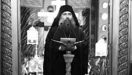 Ο Γέρ. Βαρθολομαίος Εσφιγμενίτης στον Ε΄ Κατανυκτικό Εσπερινό στην Ι.Μ. Νέας Ιωνίας