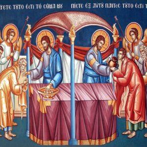 Λόγοι επικράτησης της λαβίδος για τη μετάδοση της Θείας Κοινωνίας