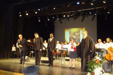 «Οι Ελεύθεροι Πολιορκημένοι»-Νεανική Χορωδία και Ορχήστρα της Ι. Μ. Νέας Κρήνης και Καλαμαριάς (1ο μέρος)