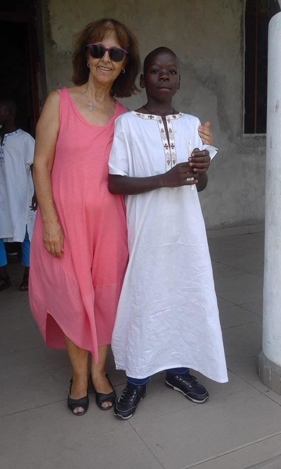 Πασχαλινές βαπτίσεις στην Ιεραποστολή