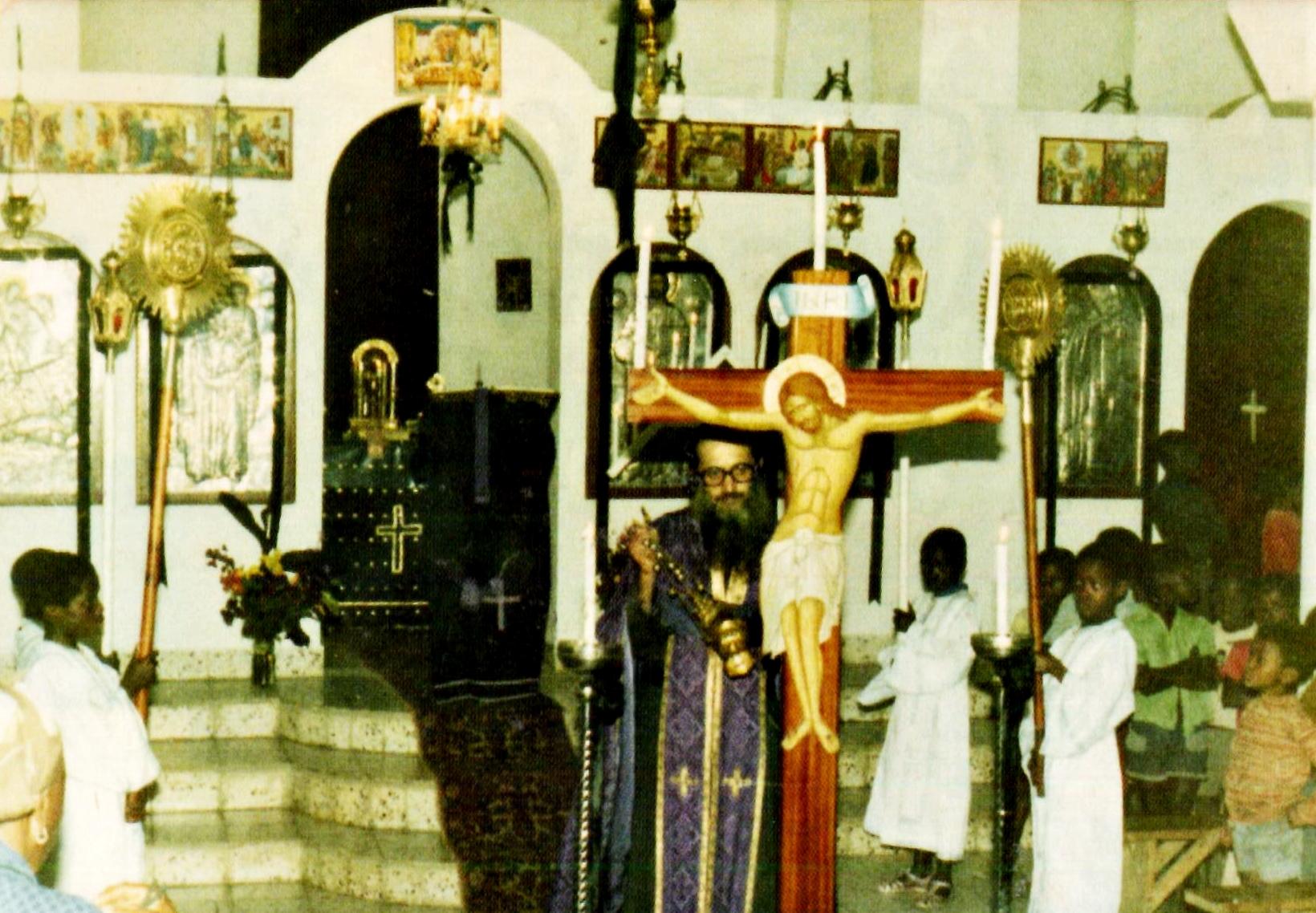 Ieromonahos Kosmas Gregoriatis 194
