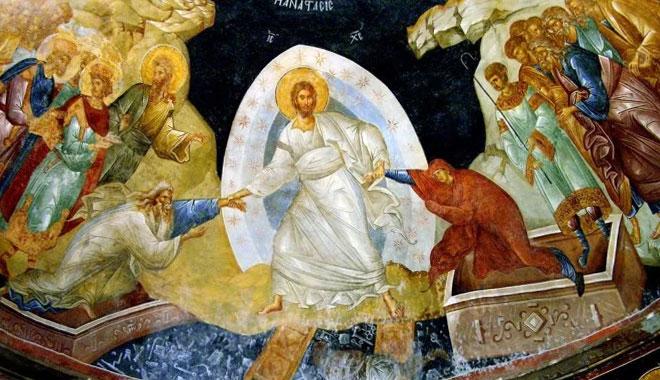 Οι εικόνες της Αναστάσεως στην Ορθόδοξη Εκκλησία | Πεμπτουσία