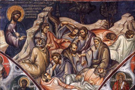 Ζωντανή Αναμετάδοση Ακολουθίας του Νυμφίου, Μεγάλη Δευτέρα