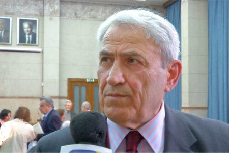 Ιωάν. Ταρνανίδης: «Τα αρχαιότερα σλαβικά χειρόγραφα βρίσκονται στο Σινά»