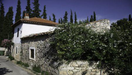Παραδοσιακή οικία στην Παιανία