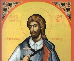 Άγιος Ιωάννης «Αρναουτογιάννης» ο Δραγάτης ο Νεομάρτυρας (; - 1845)