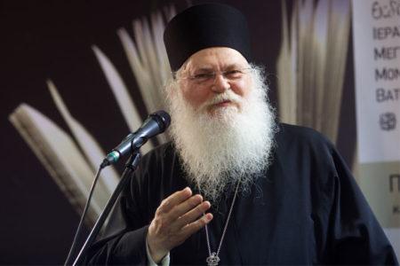 «Ο Καθηγητής Γ. Μαντζαρίδης συνένωσε την ακαδημαϊκή με την εμπειρική θεολογία»