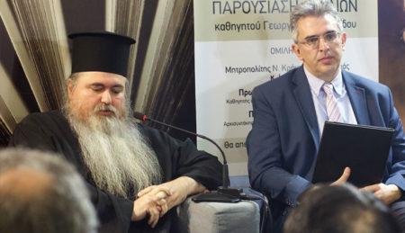 Γ. Μαντζαρίδης: Ισορροπώντας μεταξύ ακαδημαϊκής και εμπειρικής θεολογίας