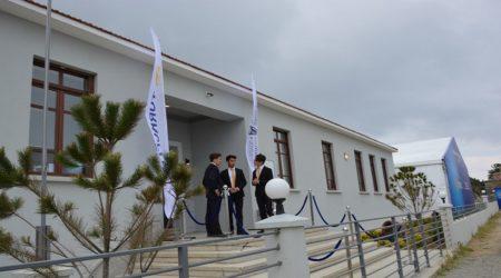 Εγκαίνια αθλητικών εγκαταστάσεων του ελληνικού σχολείου στην Ίμβρο