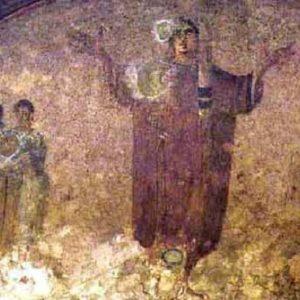 Η πρόσληψη του δραματικού στοιχείου του αρχαίου θεάτρου από την Θεία Λειτουργία