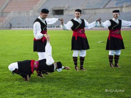 Από την Γκάιντα στο Πουστσένο: έτσι χορεύουν οι Μακεδόνες Ακρίτες της Ελλάδας!