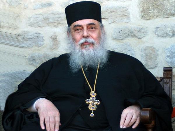 π. Γεώργιος Καψάνης: η ενεργή του παρουσία στα θέματα της ...
