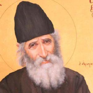 Το πορτρέτο ενός Μεγάλου Αγίου των ημερών μας