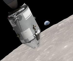 «Απόλλων 8»: Διαβάζοντας τη «Γένεση» στο Διάστημα!