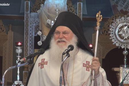 «Η νήψη ως ο πρώτος καρπός της Θείας Λειτουργίας»