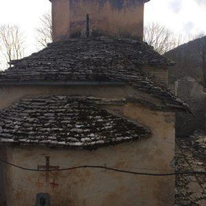 Μονή Πρ. Ηλία Βίτσας Ζαγορίου: Ιστορικό διατηρητέο ή κατεδαφιστέο μνημείο;