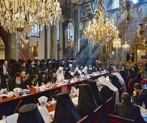 Οι συζητήσεις για την 6η παρ. του κειµένου «Η Ορθόδοξος Εκκλησία και ο λοιπός Χριστιανικός κόσµος»