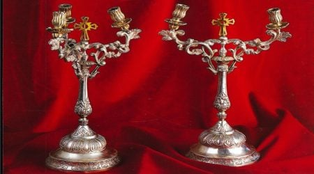 Προσωπικά αντικείμενα του Αγίου Νεκταρίου