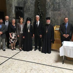 Οι ορθόδοξοι της Γερμανίας τιμούν τον ρώσσο νεομάρτυρα φοιτητή άγιο Αλέξανδρο Σμορέλλ