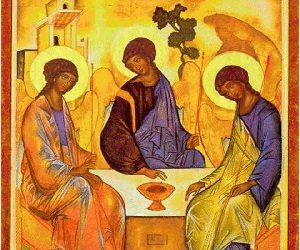 Η πατερική διδασκαλία για τον Τριαδικό Θεό