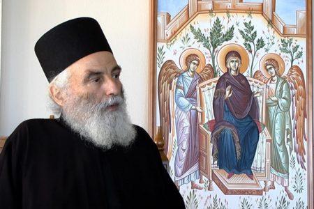 Το ιερό κοινόβιο Ευαγγελισμού της Θεοτόκου Ορμύλιας