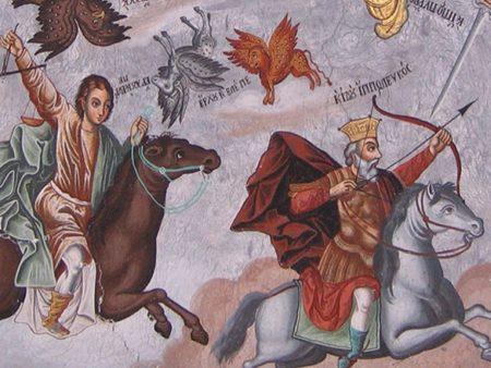 Αιρετικοί της αρχαίας Εκκλησίας με χιλιαστικές αντιλήψεις