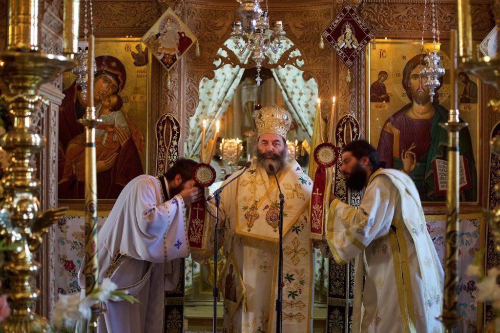 Εορτασμός του Γενεθλίου της Θεοτόκου στην Ι.Μ. Παναγίας Θεοσκεπάστου Σοχού