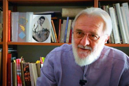 Γιάννης Σμαραγδής: «Τέχνη, μια συνομιλία με το Θεό»