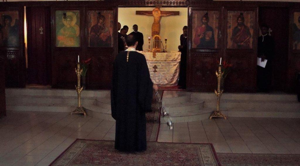 1ο Λειτουργικό Σεμινάριο των κληρικών της Ι. Επισκοπής Μπραζαβίλ