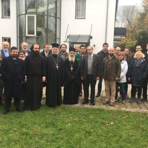 Η Ιερά Μητρόπολη Γερμανίας στην έναρξη του ακαδημαικού εξαμήνου του Τμήματος Ορθοδόξου Θεολογίας στο Πανεπιστήμιο Μονάχου