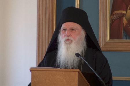 Γέρ. Αλέξιος Ξενοφωντινός: «Διηκόνησα και θα διακονώ ως δούλος Θεού»