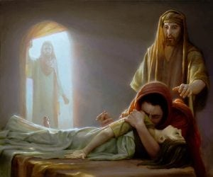 Ο Χριστός «άργησε» (Λουκ. 8, 41 – 56)
