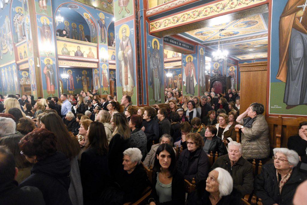 Η Αγία Ζώνη από την Ι.Μ.Μ. Βατοπαιδίου στη Μητρόπολη Νέας Ιωνίας