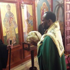 «Αλεξανδρείας τον έφορον, Νεκτάριον, τιμήσωμεν πιστοί ως ένθεον θεράποντα Χριστού»