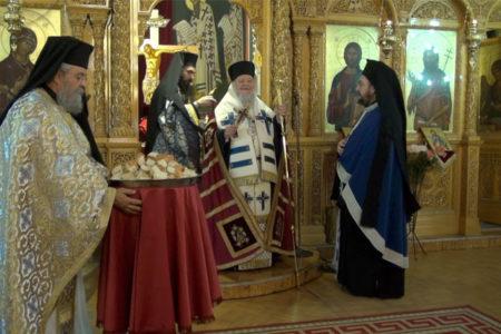 Δοξολογία για την απελευθέρωση του Αμυνταίου από τον Οθωμανικό ζυγό (6/11/2017)
