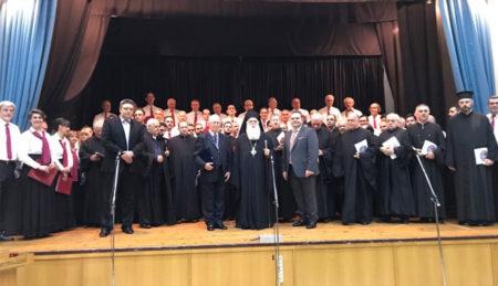 Στιγμές από την τιμητική εκδήλωση για τον Δημοσθένη Παϊκόπουλο (Βόλος 26/11/2017)